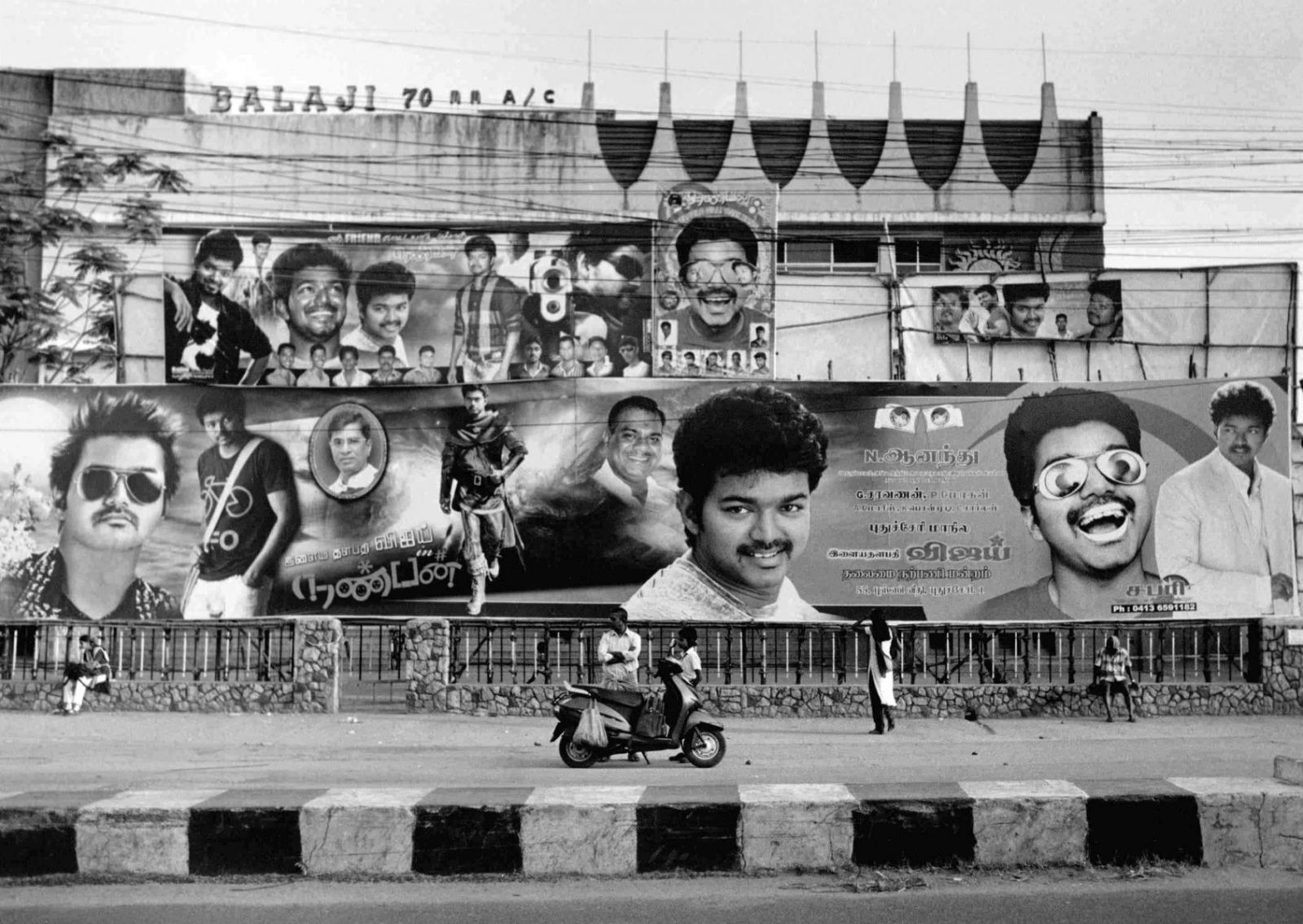 Bollywood-a-Pondichery